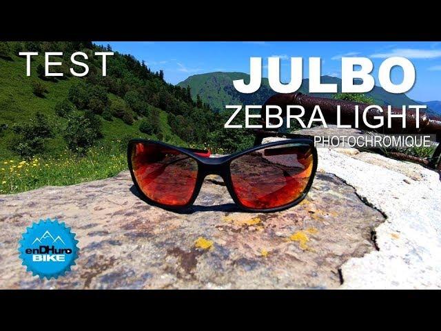 Vidéo Test des lunettes VTT Julbo Dirt 2 - des lunettes qui s adaptent à la  lumière ae65a96e0b65
