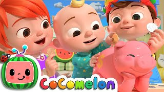 Download Piggy Bank Song | CoCoMelon Nursery Rhymes & Kids Songs Mp3 and Videos