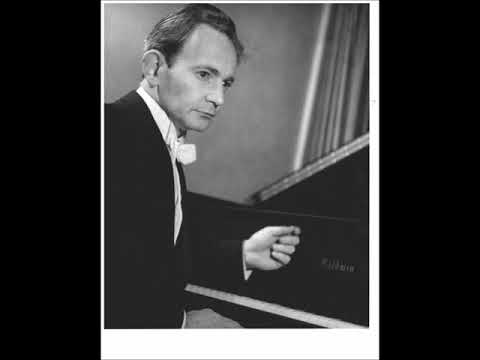 Sidney Foster plays Chopin Prelude Opus 45, live performance, 10/2/1961