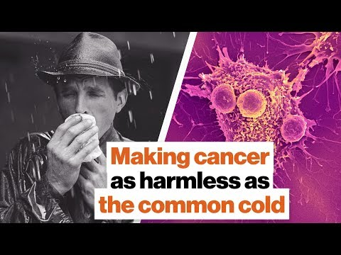Making cancer as harmless as the common cold | Michio Kaku