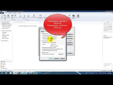 Fehler 0x800ccc67, 0x800ccc90 t-online Windows Live Mail