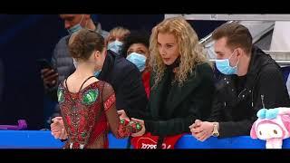 Глейхенгауз жестко прокомментировал проблему с коньками Валиевой Новые прыжки ультра си от Валиевой