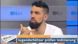 Bushido Stellungnahme Stress Ohne Grund Bei Allen Sendern ARD N24 ZDF ZIB24
