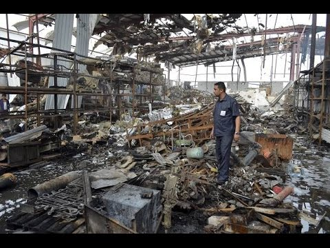 Saudi Arabia Can't Stop Bombing Hospitals & Schools In Yemen