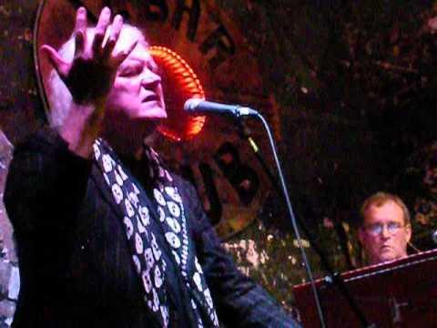 Alan Clayson - 12 Bar Club, London. 28th March 2012