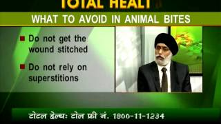 Total Health: Animal and Insect bite (Part-2)