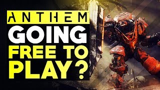 Anthem New Leaks - FREE TO PLAY Fake Rumors E3 Show Confirmed &amp New Cataclysm Update