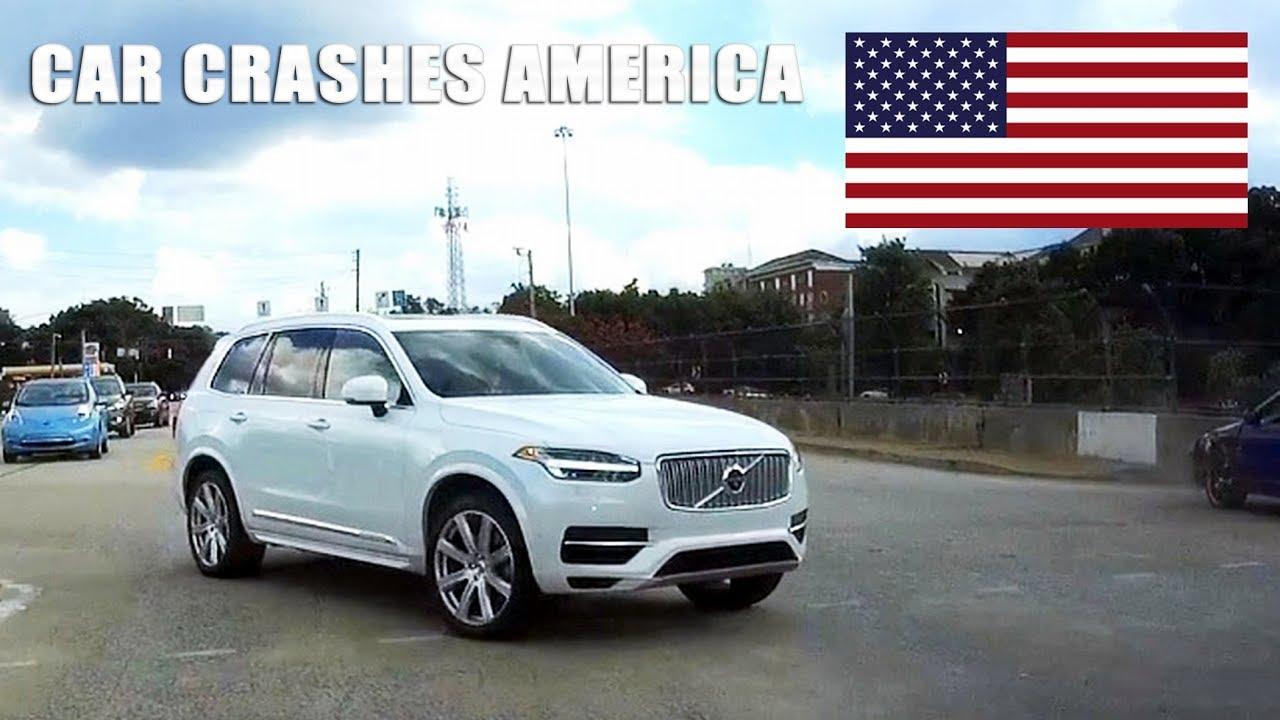 CAR CRASHES IN AMERICA #27 | BAD DRIVERS USA, CANADA