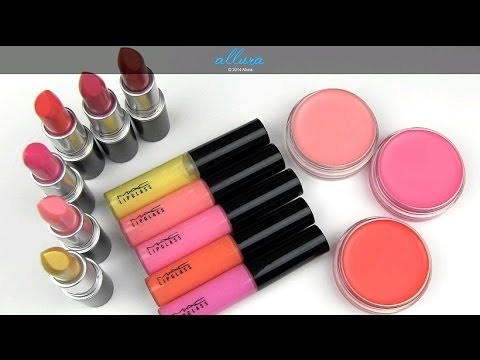 MAC Playland Collection: *Giveaway* Live Swatches & Review