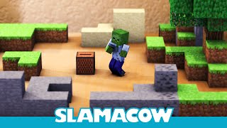 Repeat youtube video Minecraft Leaking into the Real World - Minecraft Animation - Slamacow