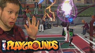 NBA PLAYGROUNDS IS HERE! INSANE DUNKS & PACKS!!