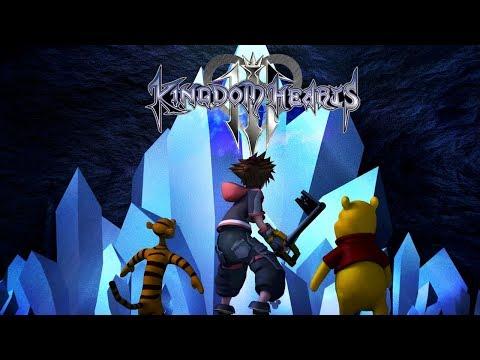Kingdom Hearts 3: 100 Acre Wood Trailer
