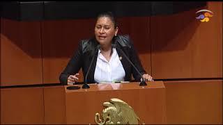 Sen. Ana Lilia Rivera (Morena): No se está imponiendo mayoría; discusión se debe a inasistencias YouTube Videos