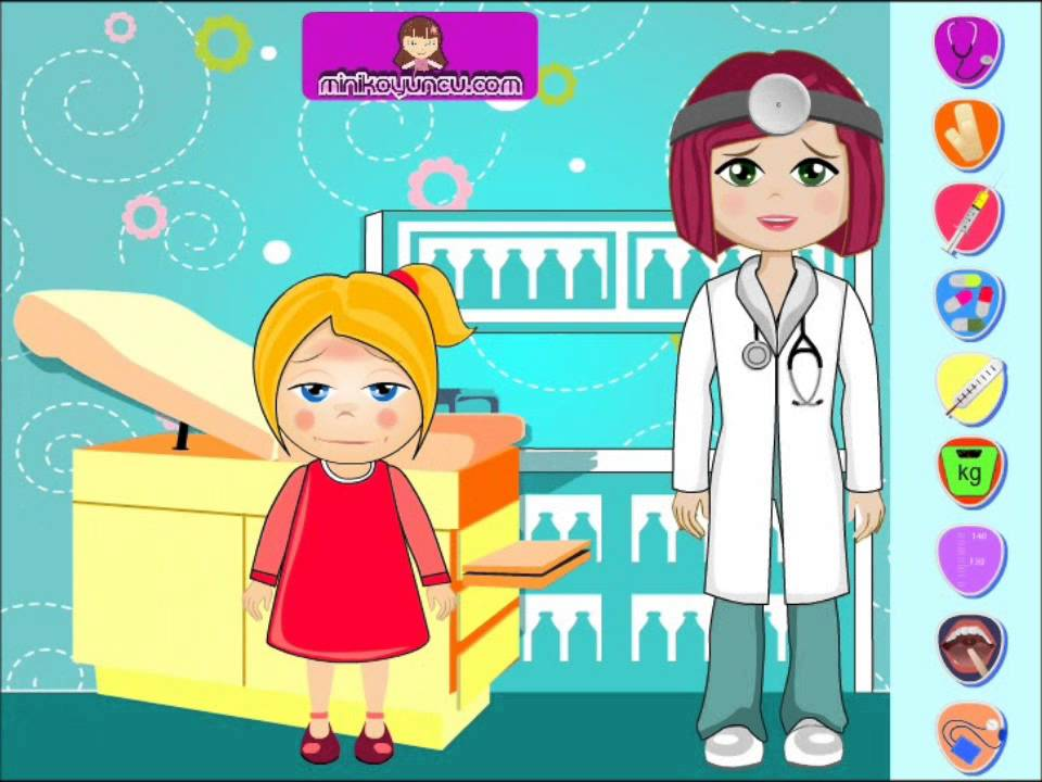 Amy S Hospital Educational Video For Little Kids Baby