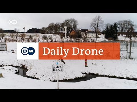 #DailyDrone: Mödlareuth
