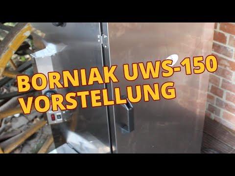 borniak-uws-150---vorstellung-(deutsch)---elektrosmoker-/-räucherofen