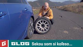 GLOG #44 - Vyberáme si zlé pneumatiky na autá - GARAZ.TV - Rasťo Chvála