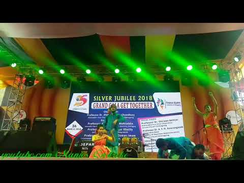 Six Season Dance Cover।Silver Jubilee Special।Department of Finance