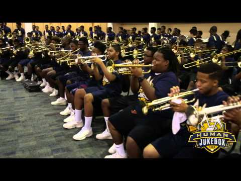 "Southern University High School Band Camp BANDROOM CHRONICLES 2015 ""Trust"""