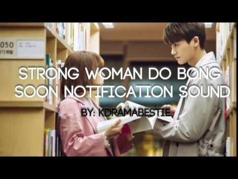 Strong Woman Do Bong Soon Notification Sound/Message Ringtone (Clear version) || SWDBS