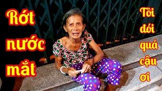 Rớt nước mắt khi gặp cụ bà 80 tuổi lượm ve Chai mưu sinh qua ngày | saigon travel Guide