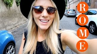 WISHES COME TRUE! | MY WEEKEND IN ROME