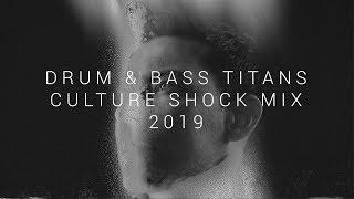 Drum \u0026 Bass Titans   Best of: Culture Shock