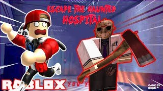 ROBLOX | Search Name Love Monster In A Hospital Full Of Ghosts And The Dead | The Haunted Hospital | Vamy Tran
