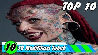 Video 10 Modifikasi Tubuh Paling Extreme Di Dunia Versi *TOP INFO* download MP3, 3GP, MP4, WEBM, AVI, FLV November 2017