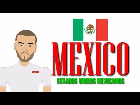 Fun Facts About Mexico For Kids (Educational Videos For Students: Cartoon Network)