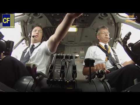 Im Cockpit mit Flugkapitän Fokko: Lufthansa Cargo MD-11F Abenteuer Afrika - Cockpitfilme.de