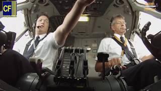 Im Cockpit Mit Flugkapitän Fokko: Lufthansa Cargo Md-11f Abenteuer Afrika - Cock