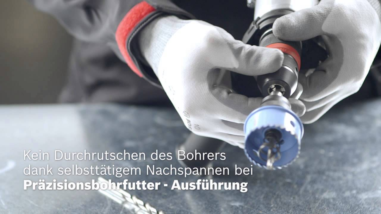 Bosch Bohrmaschine GBM 13-2 RE Professional - YouTube