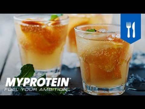 MYPRE Pre Workout Kryptonite Cocktail with Sergi Constance by Myprotein