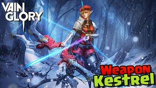 Kestrel Weapon ✖ Let's Play Kestrel ✖ Vainglory deutsch german