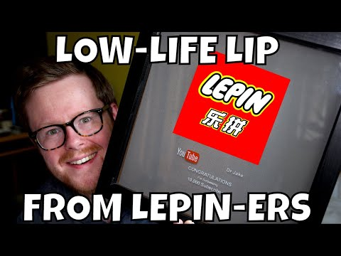 Low-Life Lip From Lepin-ers! More Rude And Funny Comments From Fake LEGO Losers PART 4