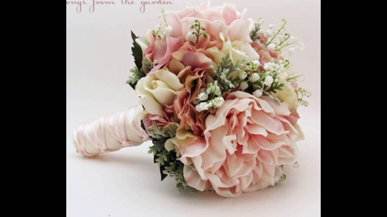 Peonies Hydrangeas Roses Bouquet 1 Youtube