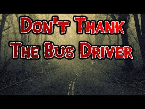 Fortnite Scary Story: Don't Thank The Bus Driver