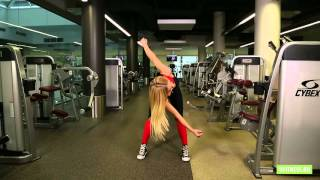 видео Разминка перед тренировкой в тренажерном зале