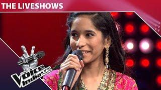 Guntaas Performs On Bahut Pyaar Karte Hain Tumko Sanam   The Voice India Kids   Episode 29