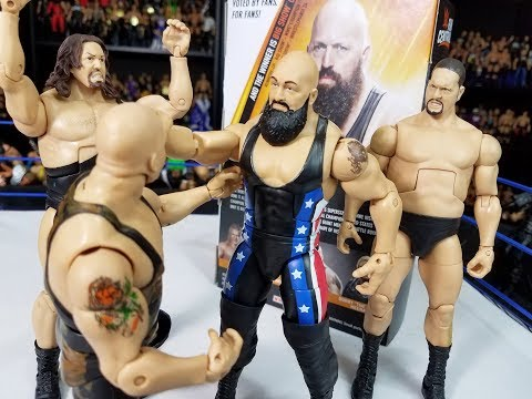 WWE FAN CENTRAL BIG SHOW TOYS R US EXCLUSIVE FIGURE REVIEW + MORE