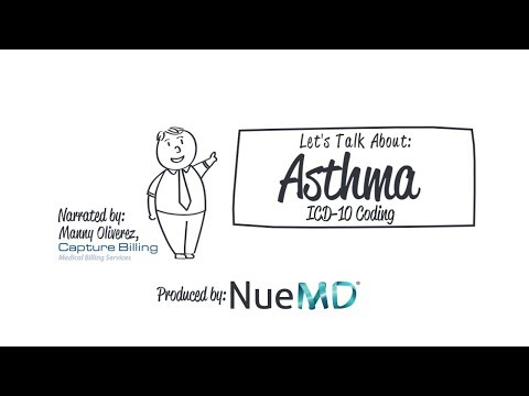 Let's Talk About Asthma: ICD-10 Coding