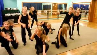 """Урок актёрского мастерства в студии современного танца """"TerRa"""""""