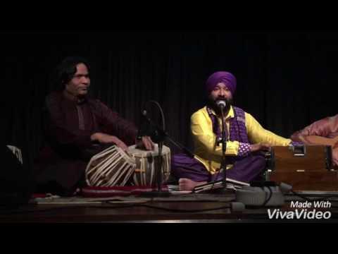 Keeta pyar punjabi song by Dilraj singh at Nehru Centre London