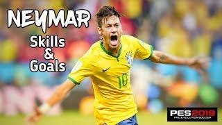 Neymar Pes 2019 Mobile Skills