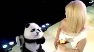 HANDE YENER Panda Reklamı Eski