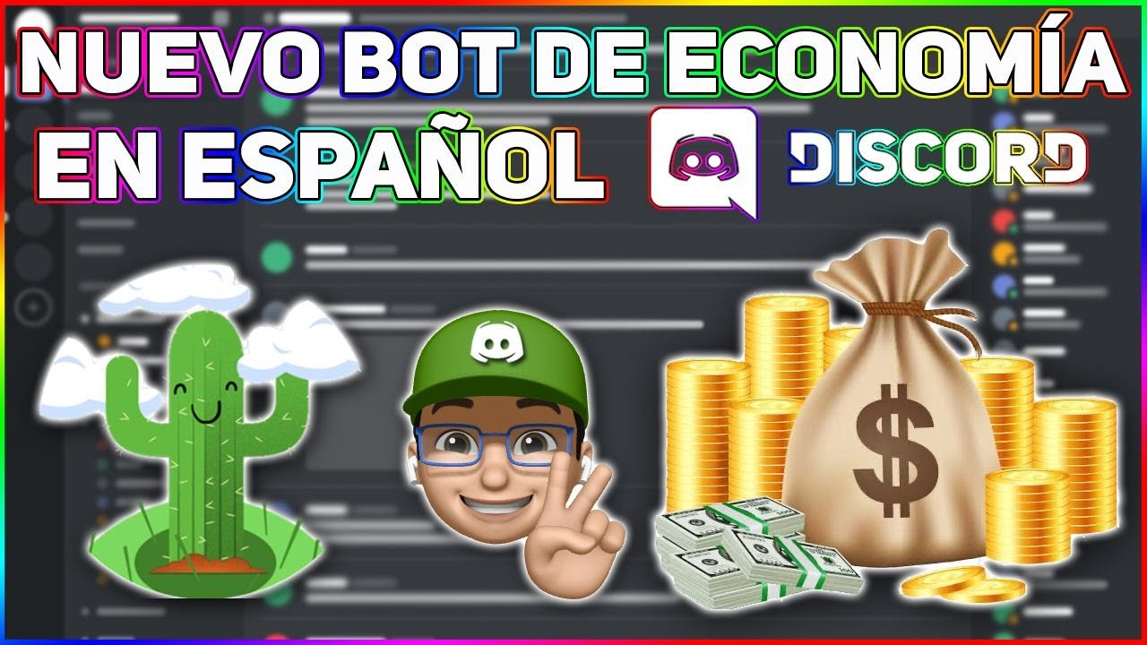 Discord - Bot De Economía En Español