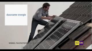zonnepanelen makkelijk zelf installeren