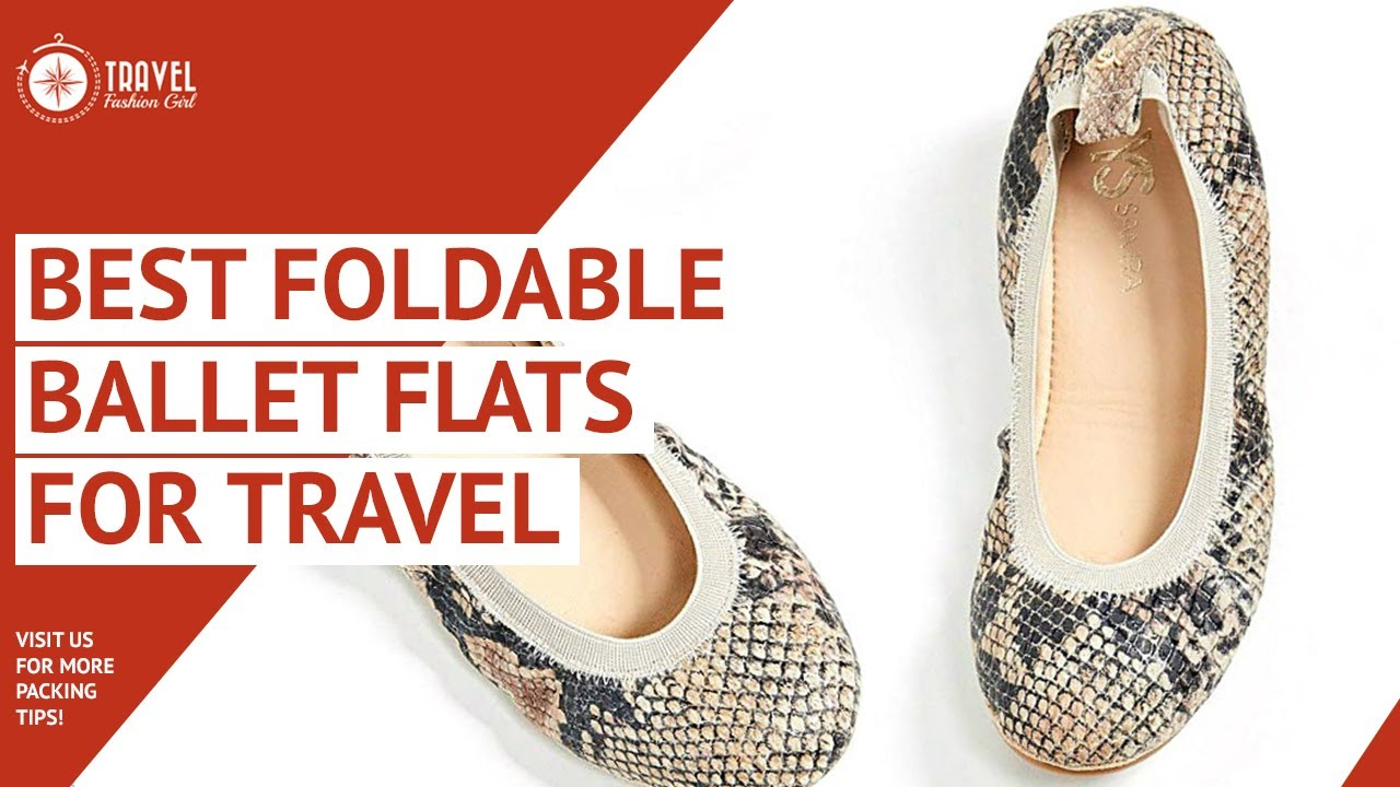 Yosi Samra Review: Foldable Ballet Flats for Travel