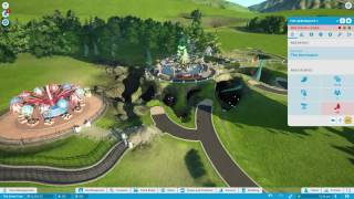 Planet Coaster - Ep1. Career Mode - The Great Tree, Complete.